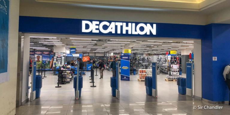Decathlon… post para los que no saben que es