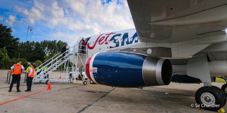 Jetsmart tendrá un vuelo de repatriación desde Lima