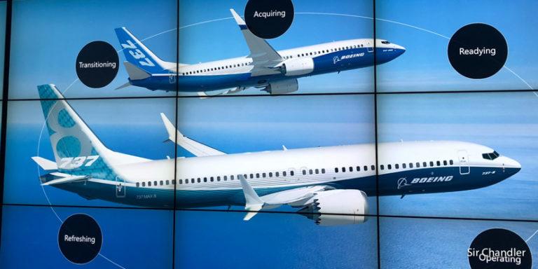 La confusión sobre los 737 MAX, los 800 y lo que vuele en general