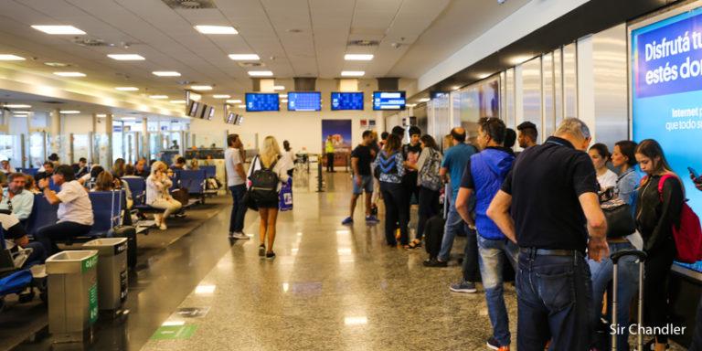 En Mayo vuelven los vuelos regionales a Aeroparque