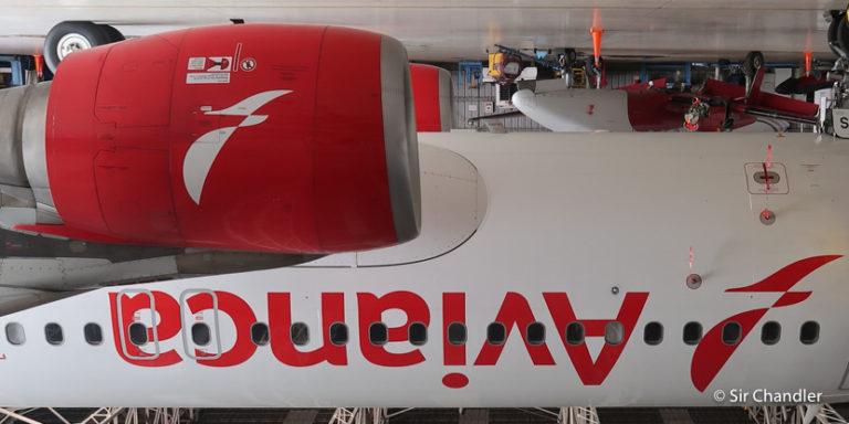 Avianca cierra su filial de Perú y va a concurso de acreedores el resto