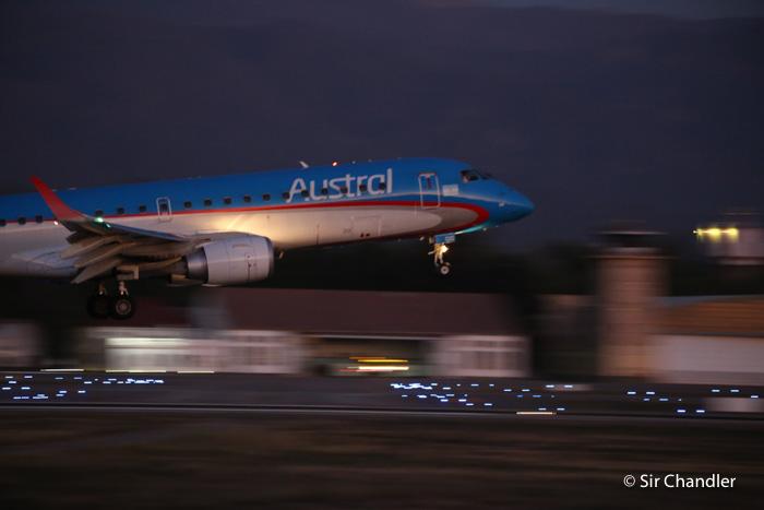 Aerolíneas Argentinas comienza a volar a Chile desde Mendoza el 25 de septiembre