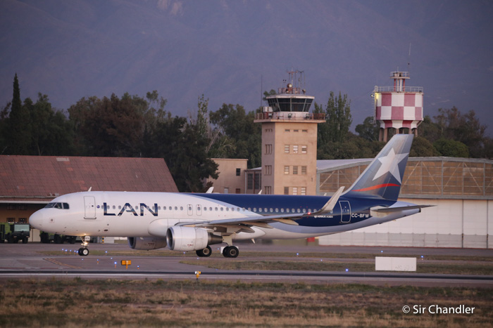 LATAM pide volver a Mendoza desde el 18 de octubre para volar a Chile y Brasil