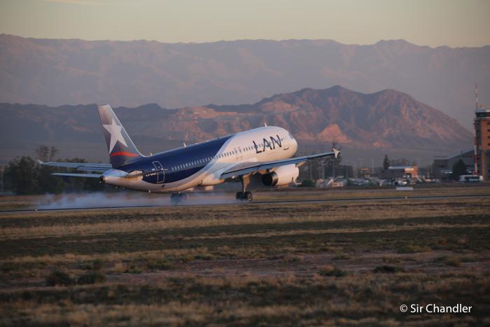Latam: confirma vuelos desde Mendoza el 19 de octubre y Córdoba para noviembre