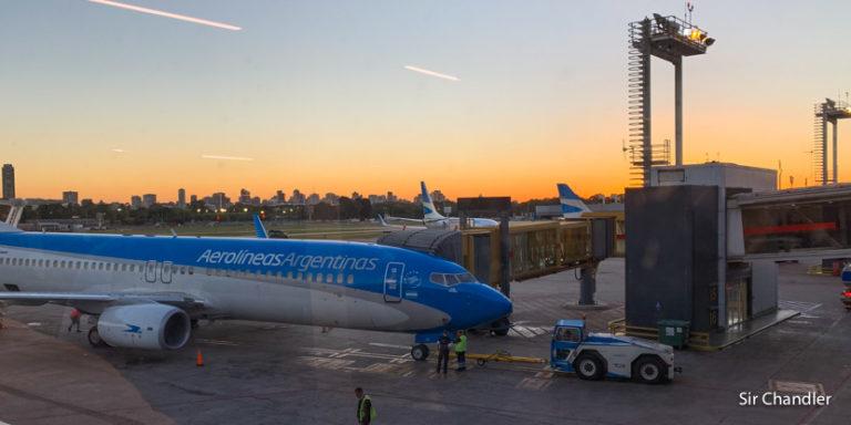 Aprovechar el transfer EZE AEP por $250 con el boarding de Aerolíneas Argentinas