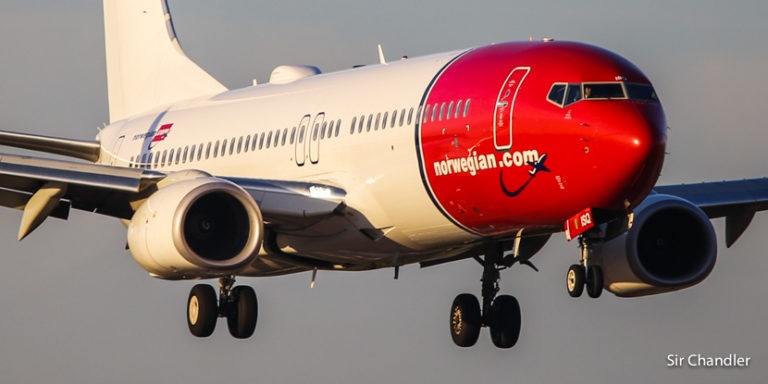 Norwegian comenzó la venta de vuelos a Ushuaia y Jujuy