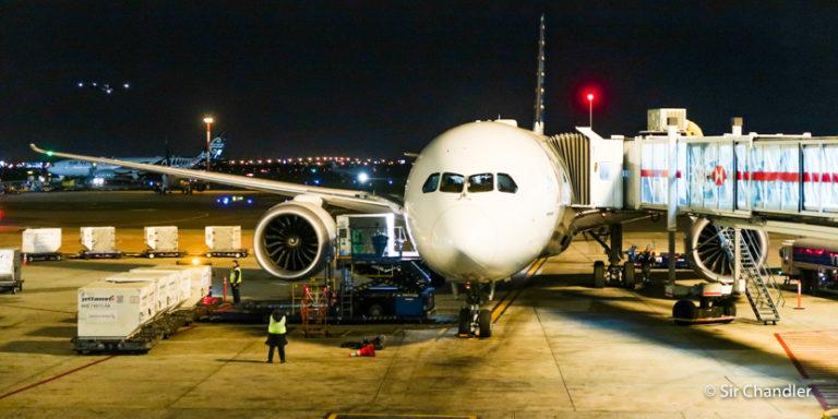 El vuelo directo de American Airlines a Los ángeles – crónica en business