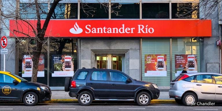 El Santander se cortó solo con la asistencia al viajero