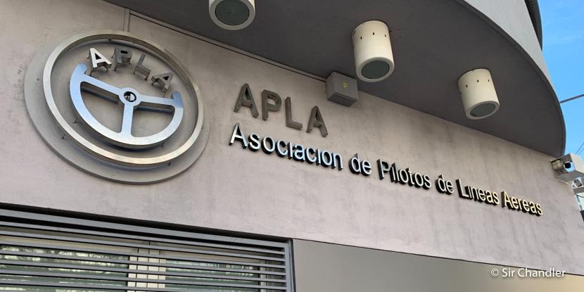 Resultado de imagen para Asociación de Pilotos de Líneas Aéreas (APLA)