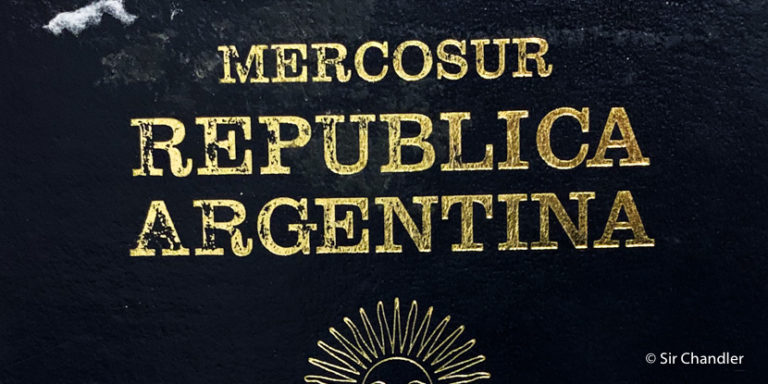 Algunos recordatorios sobre el pasaporte argentino