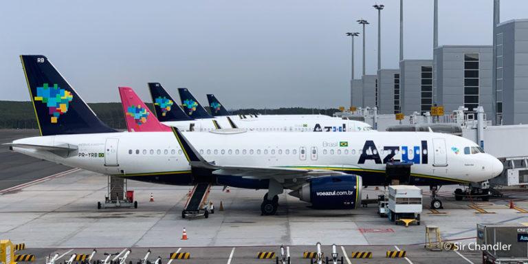 Mi primer vuelo con Azul: Ezeiza Viracopos en Airbus A320 neo