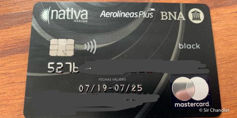 Las tarjetas del Nación contactless no contactless