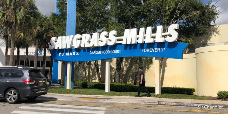 Cuponera de descuentos en Sawgrass y Premium Outlets