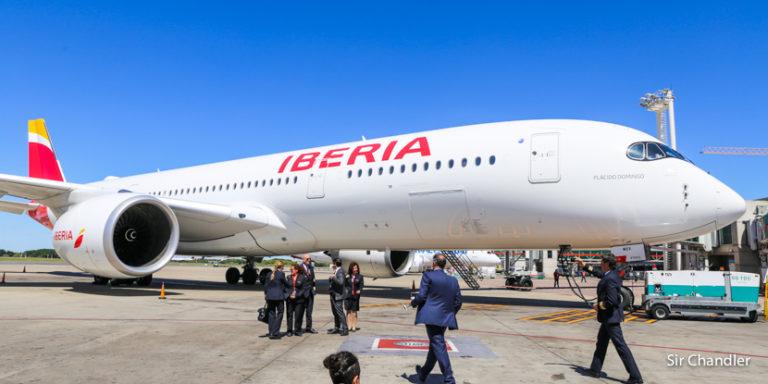 Iberia: nuevos vuelos para septiembre