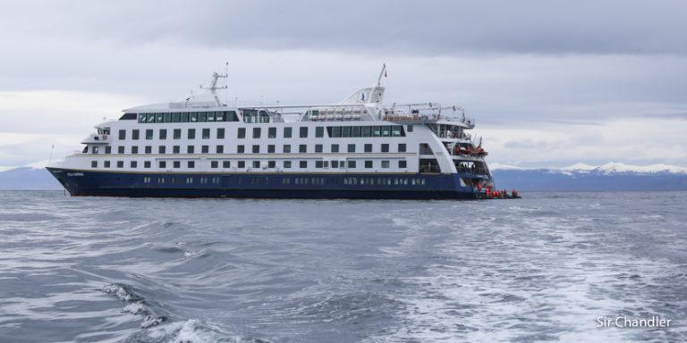 Mi primer crucero de expedición: el arranque en el Stella Australis por Tierra del Fuego