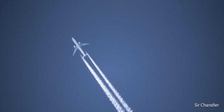 Volando todos los días durante 16.581 años uno puede estar en un accidente de avión