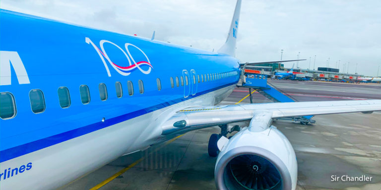 De Amsterdam a París con KLM – crónica