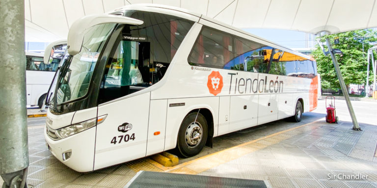 Tienda León sigue con los buses desde Ezeiza: Rosario, Mar del Plata y centro de CABA