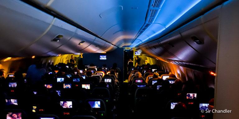Vuelo AA900 de American Airlines a Miami con tripulación argentina – cronica