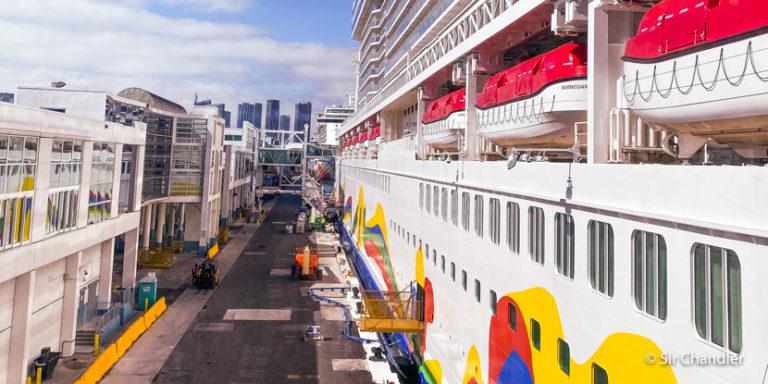 Alquiler de auto en Miami antes o después de un crucero ¿Dónde?