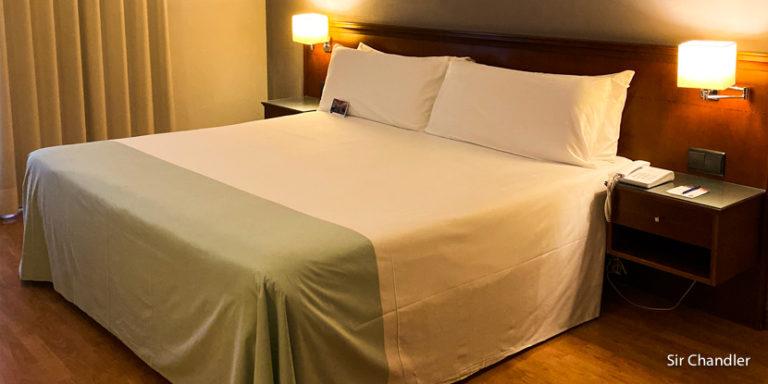 Buscar los hoteles para un viaje