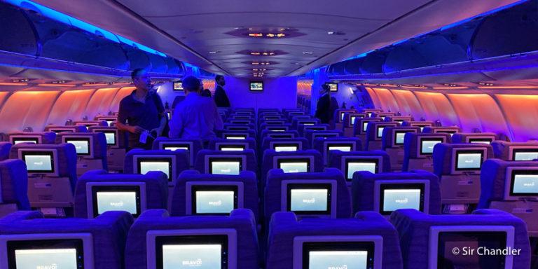 Aerolíneas Argentinas a Orlando – crónica del vuelo inaugural