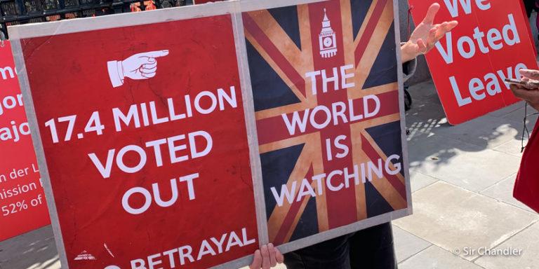 Brexit el 31 de enero ¿Y ahora cambia algo con las aduanas, el tax free y migraciones?