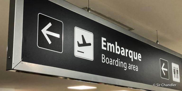 ¿Vas a buscar a alguien un aeropuerto? Hay que generar este permiso