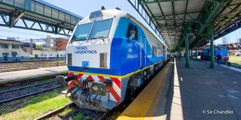 Tren a Mar del Plata – crónica de viaje
