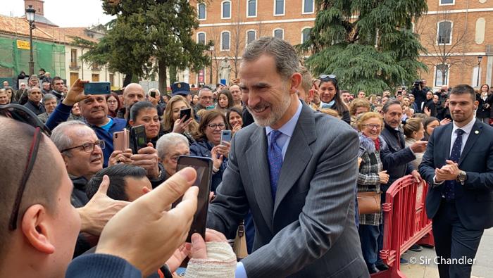 España y sus vueltas