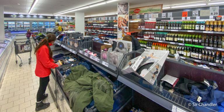 Supermercado en España: precios y algunas particularidades