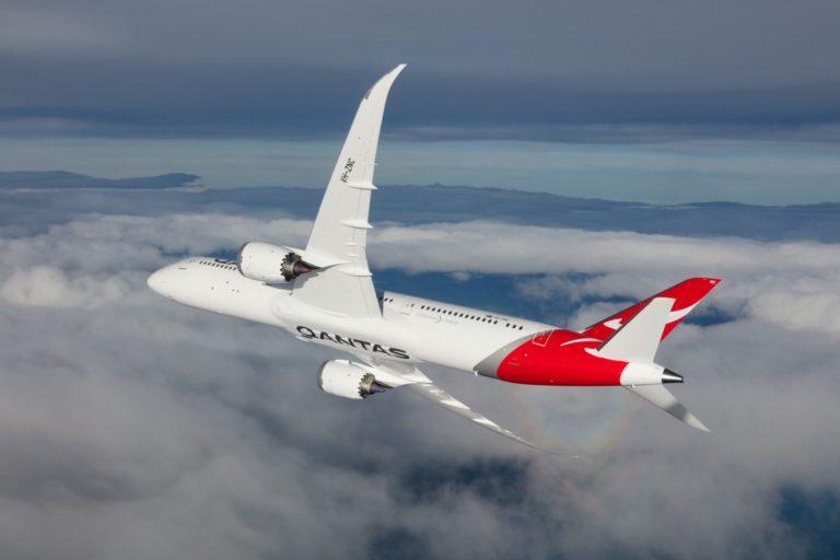 Qantas vendrá con vuelo directo para buscar australianos