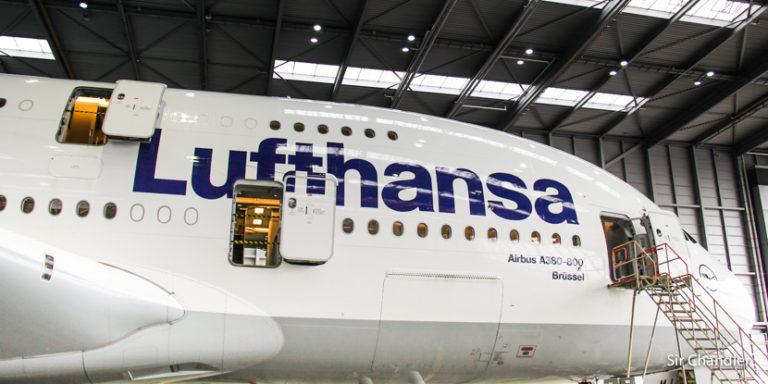Lufthansa recibe fondos del estado alemán que se queda con el 20% de la compañía