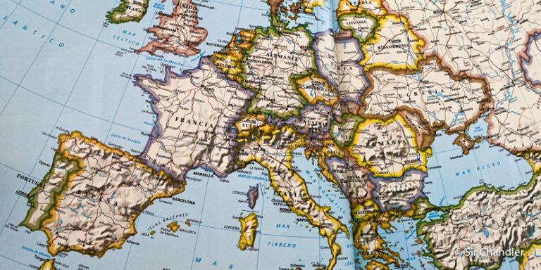 Sugerencia de armado de viaje a Europa por primera o segunda vez