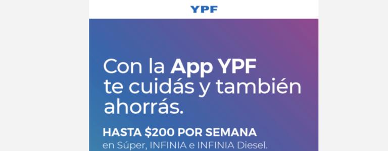 Pago QR en las YPF permite ahorrar más en mayo (y es más seguro)