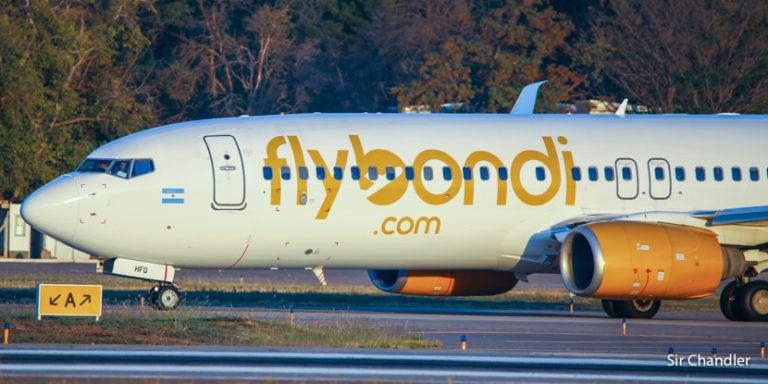 ¿Vuelos entre provincias antes de septiembre? Flybondi le tiene fe