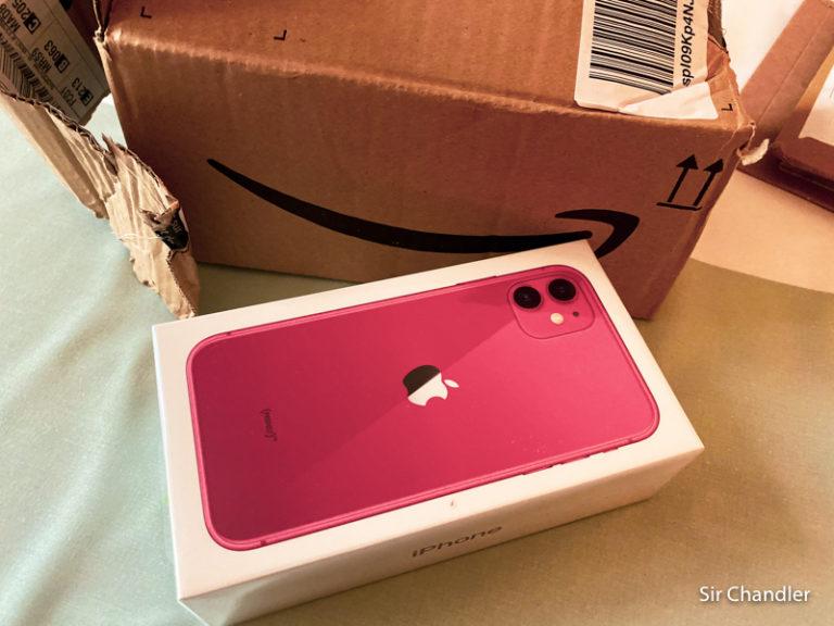 Comprar un iPhone en Amazon España y mandarlo vía courier de Miami