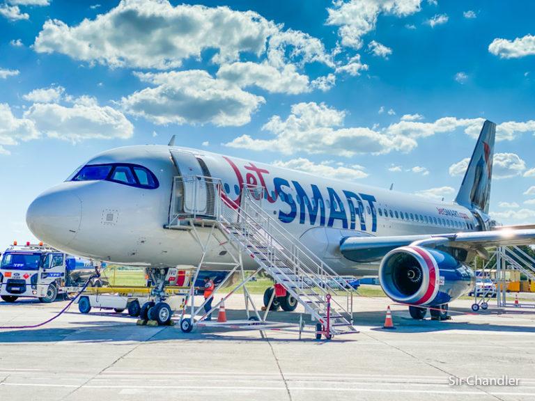Jetsmart: se mete en el servicio de carga