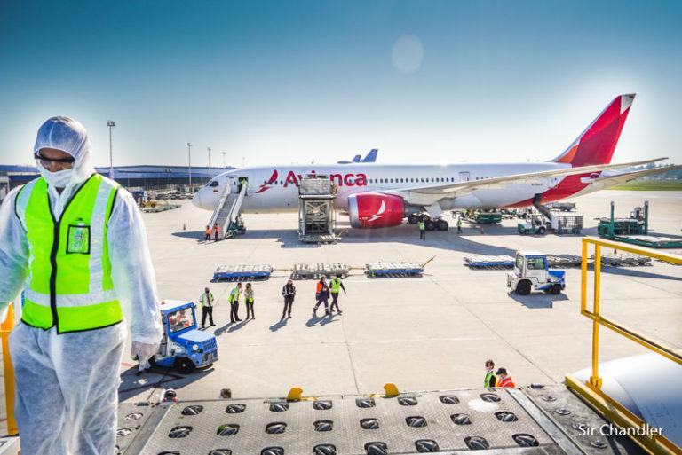 Avianca vuelve en septiembre pero con menos vuelos