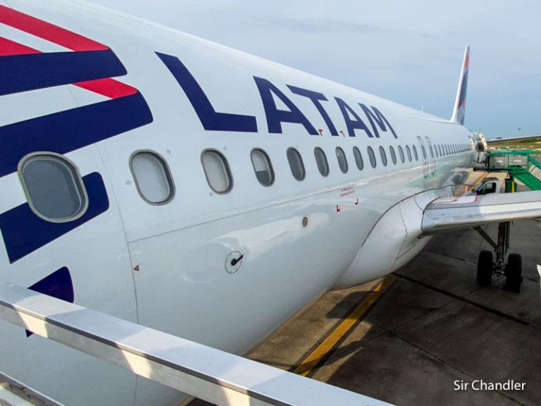 Latam aumenta la cantidad de vuelos a Lima y Santiago