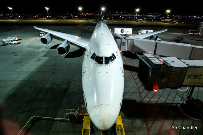 ¿Y cuando vuelve Lufthansa?