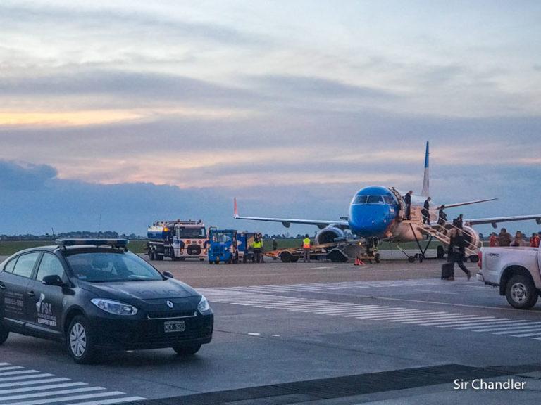 Resistencia suma vuelos con Ezeiza y una vez por semana se pueden colar los cordobeses