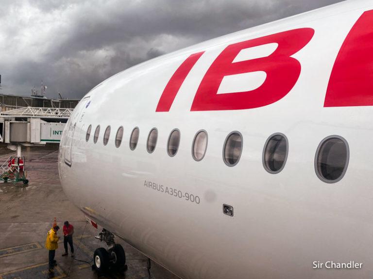 Iberia pide dos vuelos por semana para septiembre