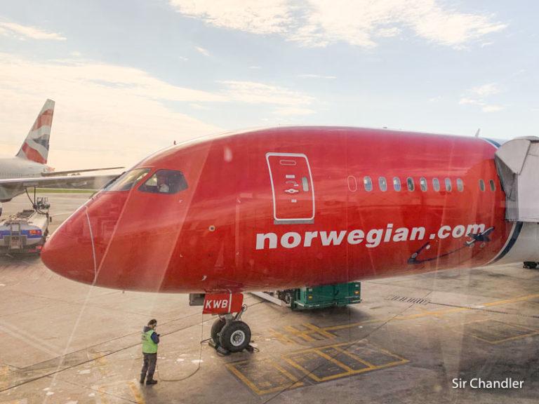 Norwegian no da respuestas sobre la devolución de los pasajes