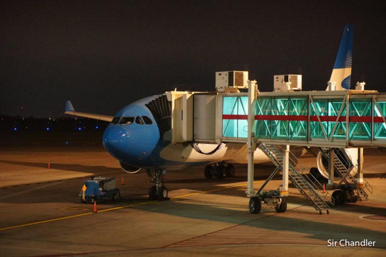 Las millas sumadas en ARPLUS por el vuelo especial a USA (y lo que pasa ahora con las millas)