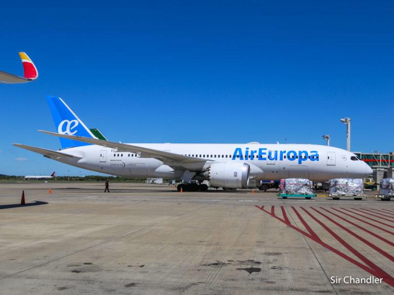 Air Europa: vuelos confirmados de septiembre