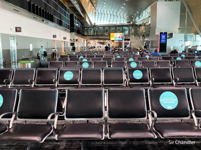Estados Unidos levanta algunas restricciones a los pasajeros que llegan de Europa o Brasil