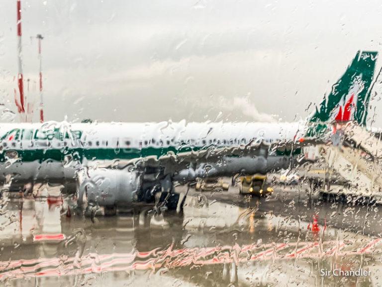 Alitalia: la nueva empresa, el regreso en abril, las cancelaciones, chau millas, chau Skyteam y la mar en coche
