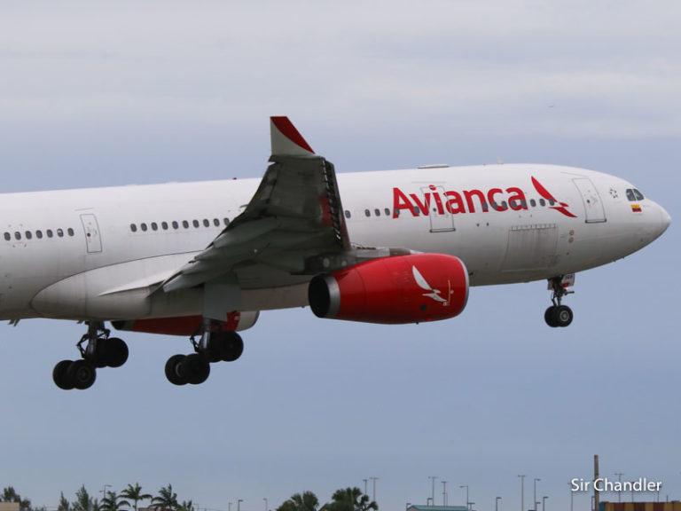 Avianca tiene seis vuelos ida y vuelta en la segunda quincena