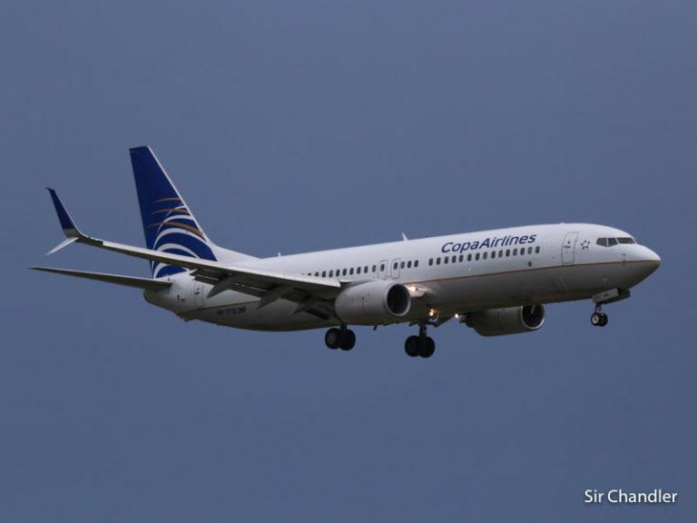 COPA vuelve al vuelo diario desde el 18 de octubre